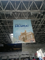 Willkommen in Mumbay, formerly known as Bombay