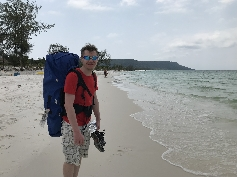 Backpacker Dave